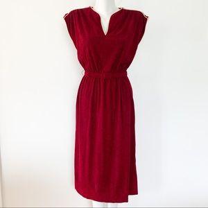 Vintage terry dress